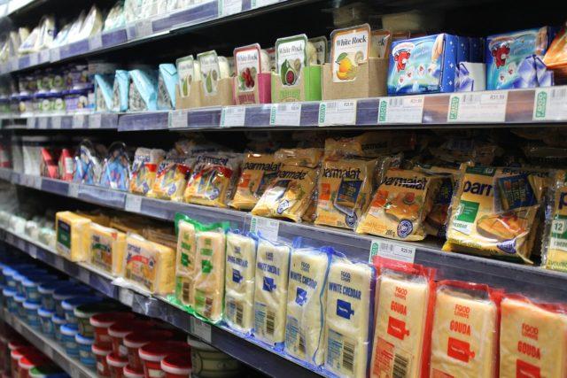 Bien lire les étiquettes de produits alimentaires