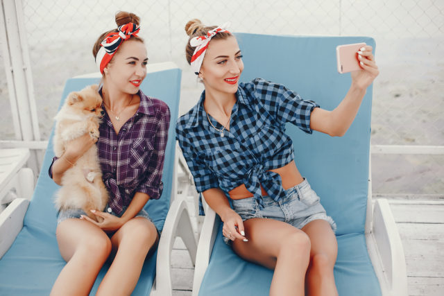 Pin-up Style en 2020