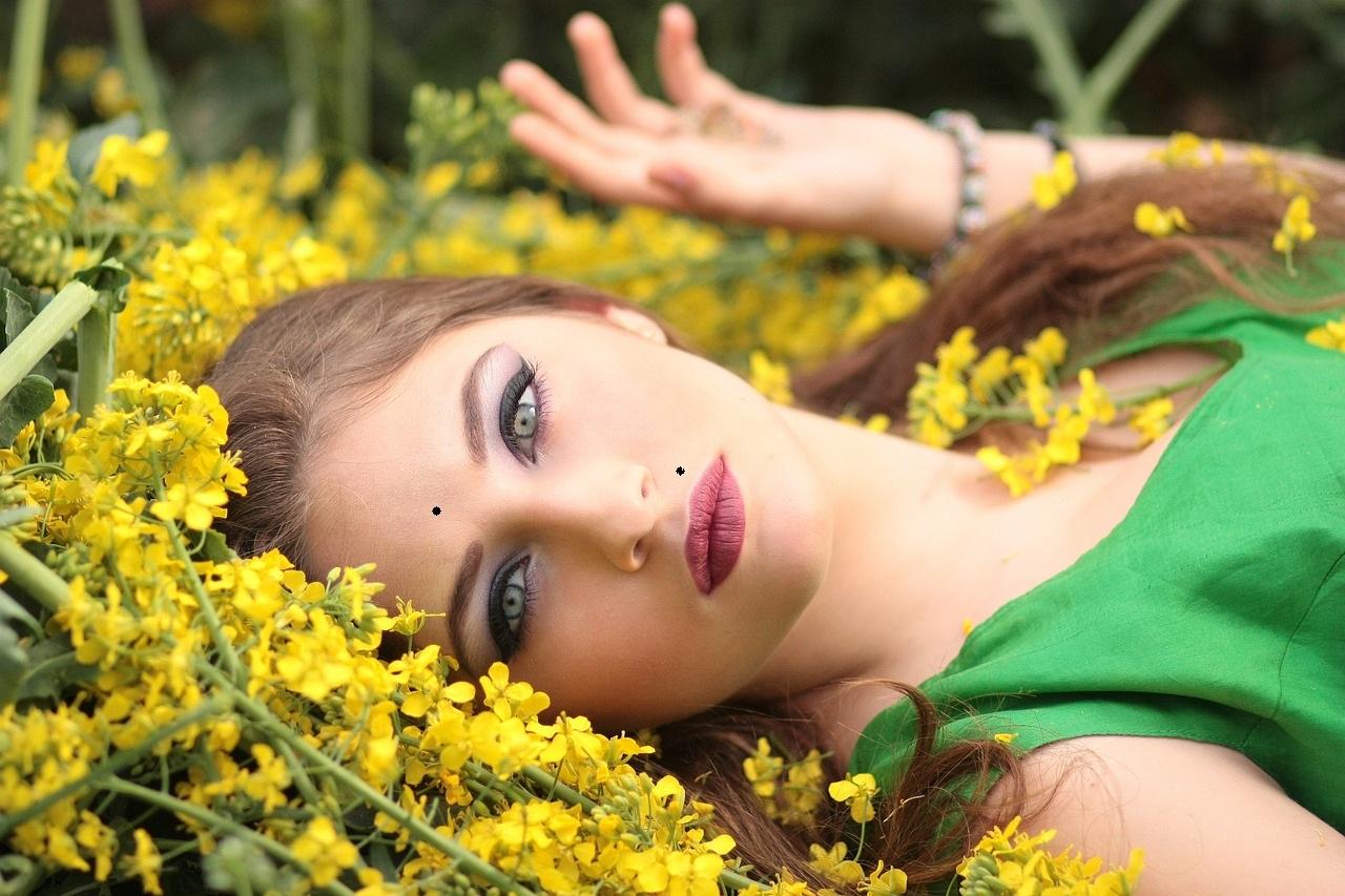 La signification d'un grain de beauté sur le visage