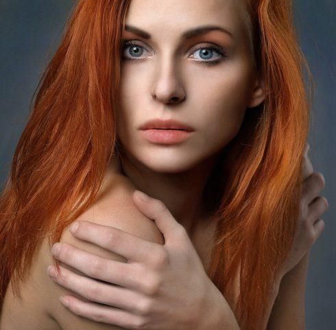 Couleur de cheveux blonde doré