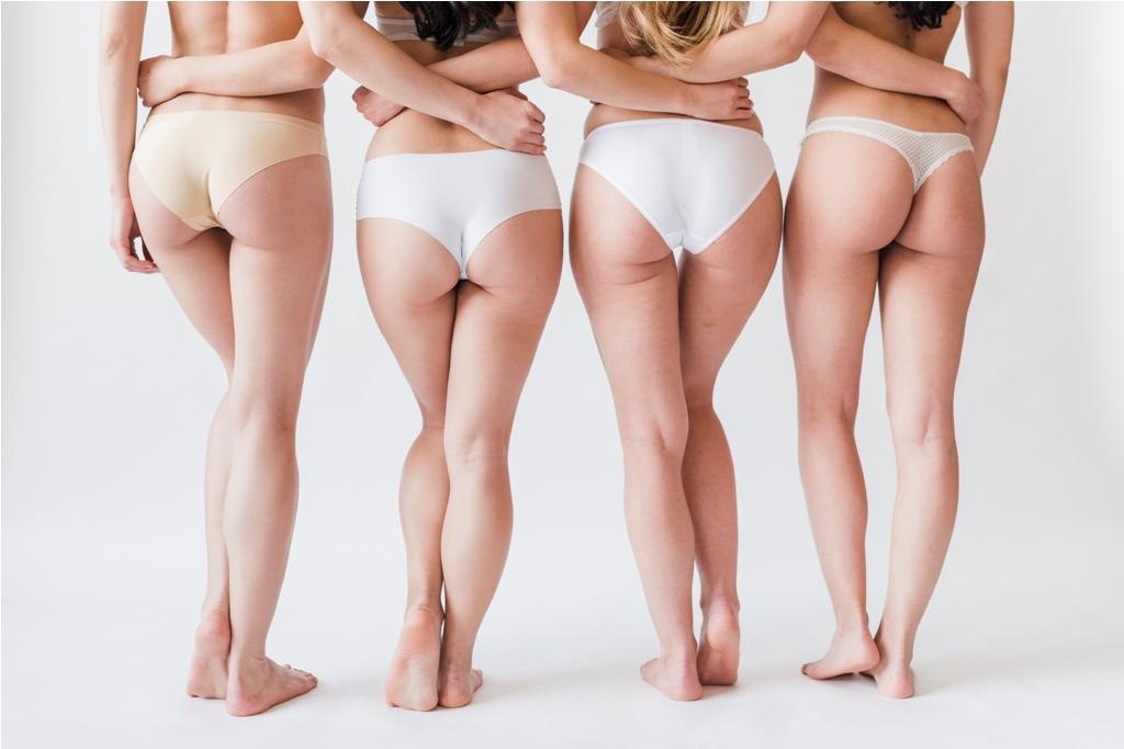 Quelle culotte est adaptée à vos fesses ?