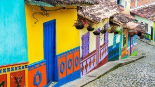 La Colombie comme étant l'une des meilleures destinations mondiales