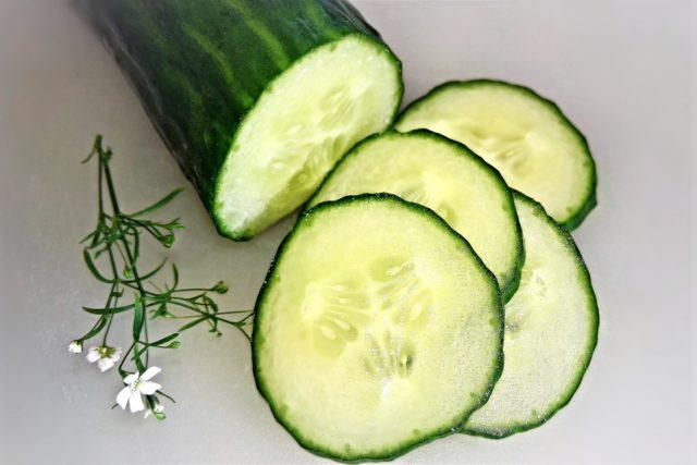 Les concombre : à ne pas mettre au congélateur