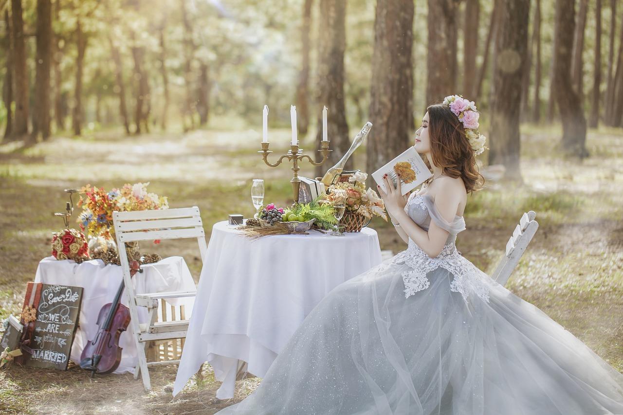 Comment réaliser soi-même la décoration de mariage ?