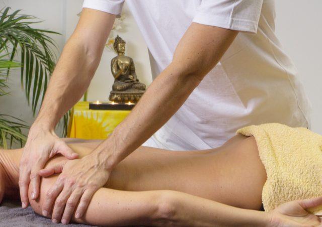 Massage pour combattre la cellulite