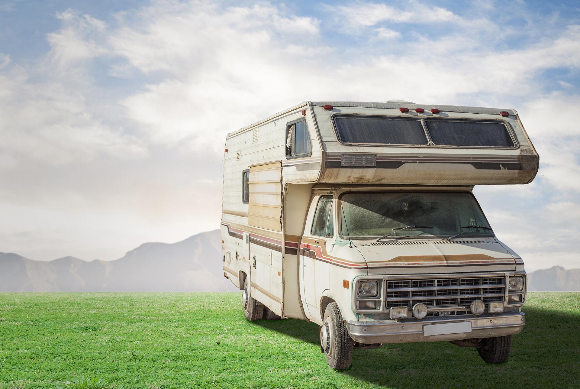 Le voyage en camping-car en France