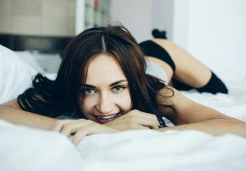sourire sexy
