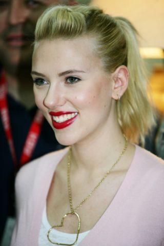 Scarlett Johanso