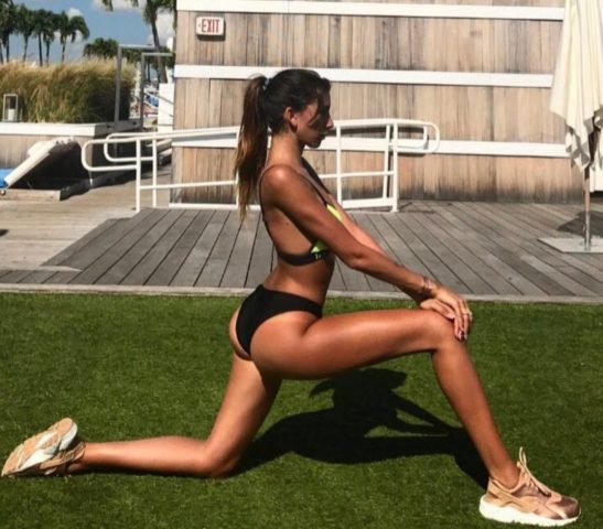 Sonia Tlev Influenceuse fitness