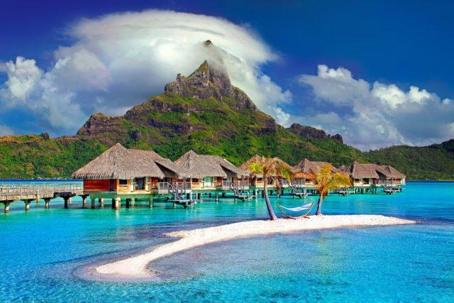 Tahiti, un vrai paradis