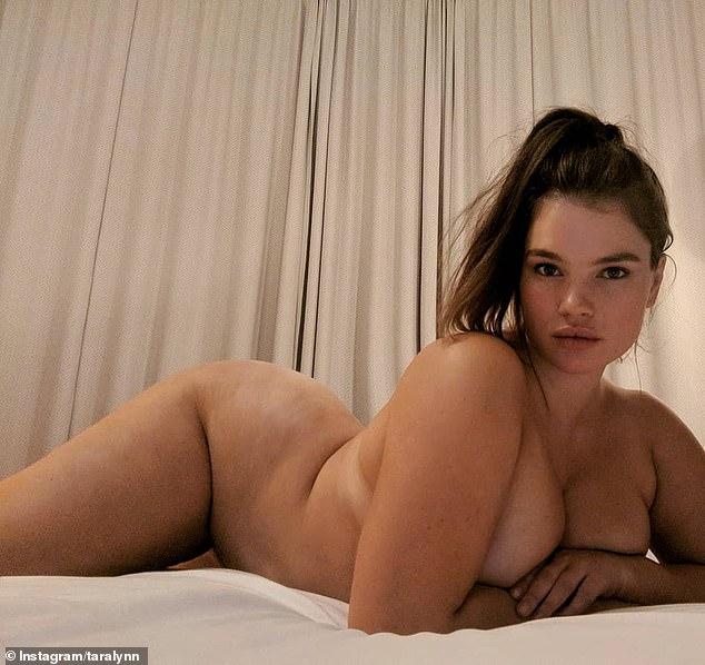 Tara Lynn ; femme ronde ; mannequin grande taille