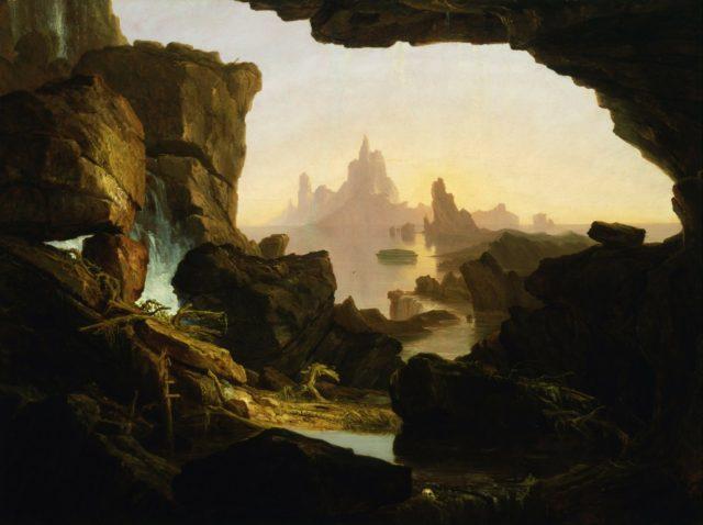Oeuvre de Thomas Cole : artiste du romantisme