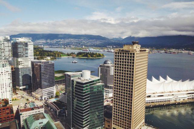Vancouver voyage