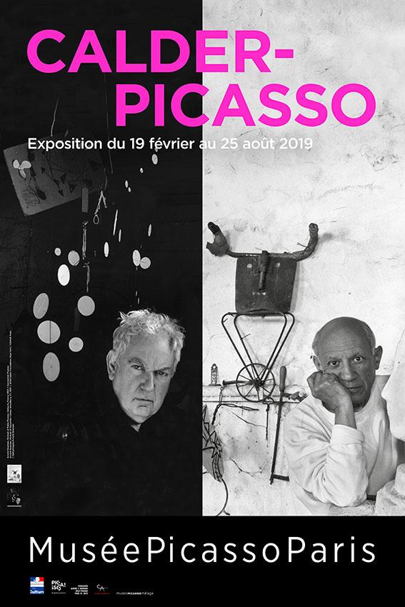 L'exposition Calder-Picasso 2019