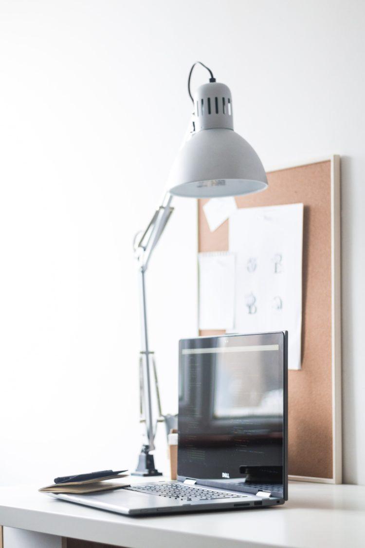 Choix des lampes dans le bureau