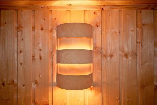 éclairage intégré