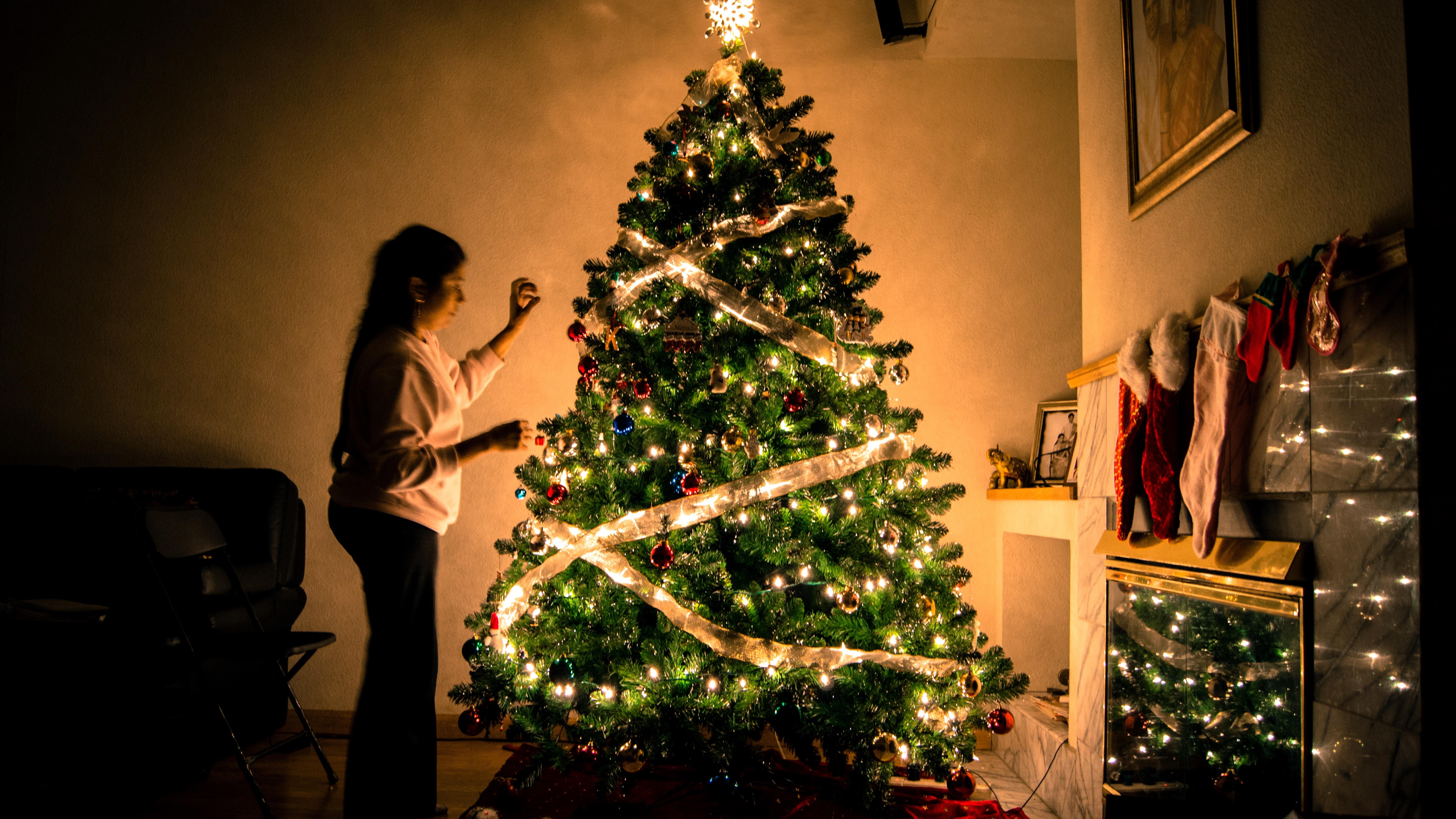 Faites briller votre arbre de Noël