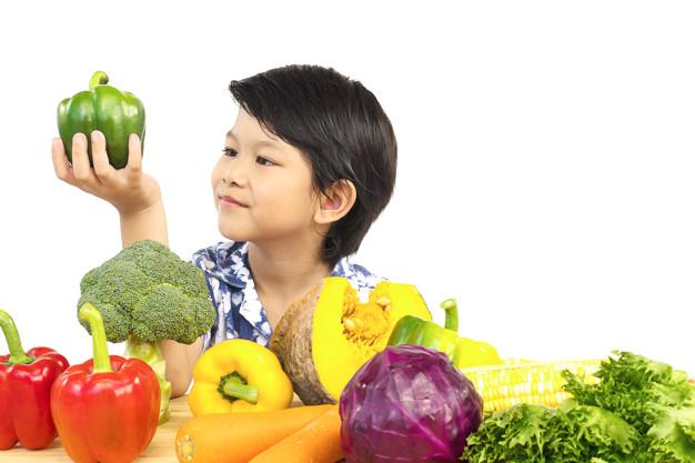 Rehausser le goût des légumes