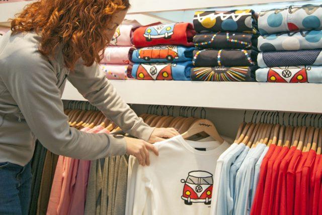 Achetez des vêtements de bonne qualité