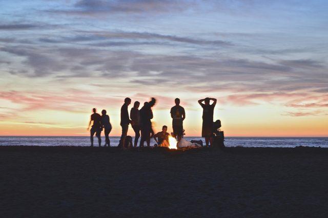Camping lieu
