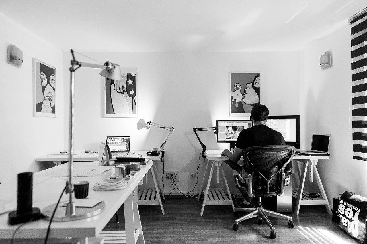 Les meubles indispensables pour créer votre espace de travail idéal à la maison