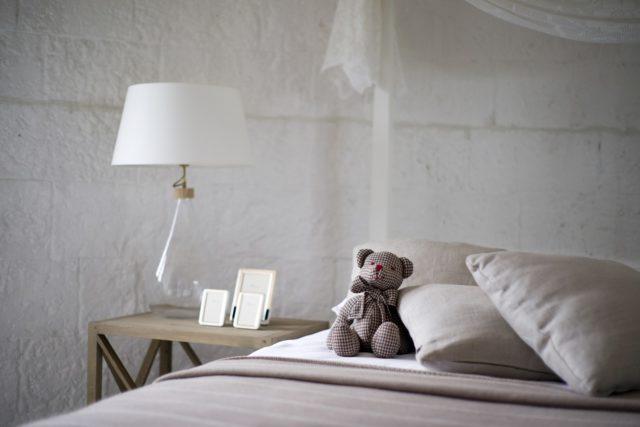 chambre à coucher– Crédit photo : © Pixabay