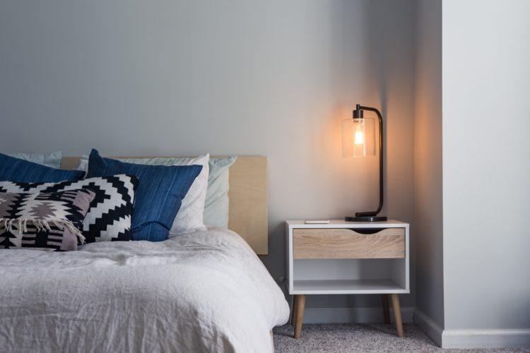 Choix des lampes dans la chambre à coucher