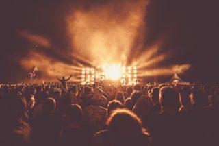 concert en plen air : festival de musiques ici ou ailleurs