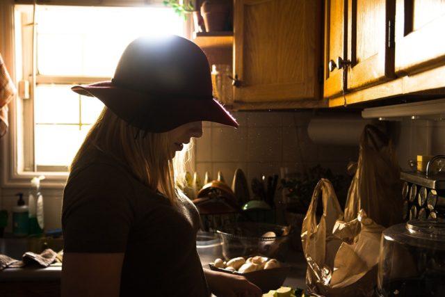 Cuisine, Femme moderne