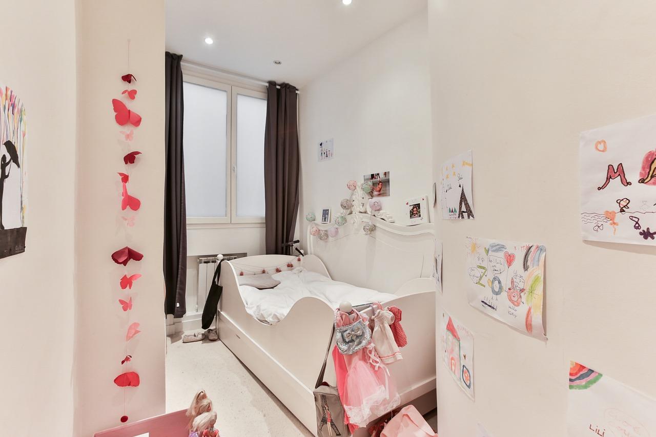 10 idées de décoration d'une chambre de bébé