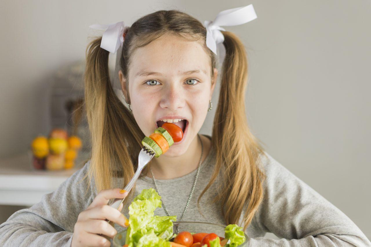 Comment faire aimer les légumes à vos enfants ?