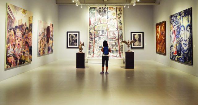 le PAD : exposition d'art et de design