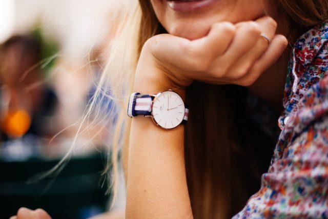 Portez une montre
