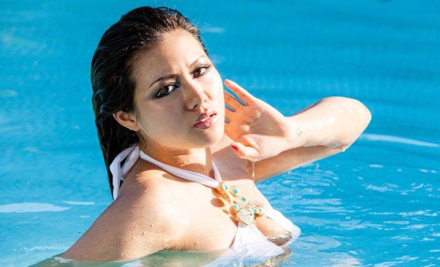 Ré-appliquer la crème solaire lorsque vous sortez de la piscine