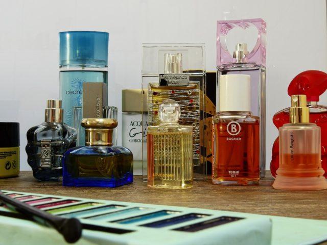 Choisir une catégorie de parfum