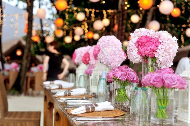 Fleur pour mariage
