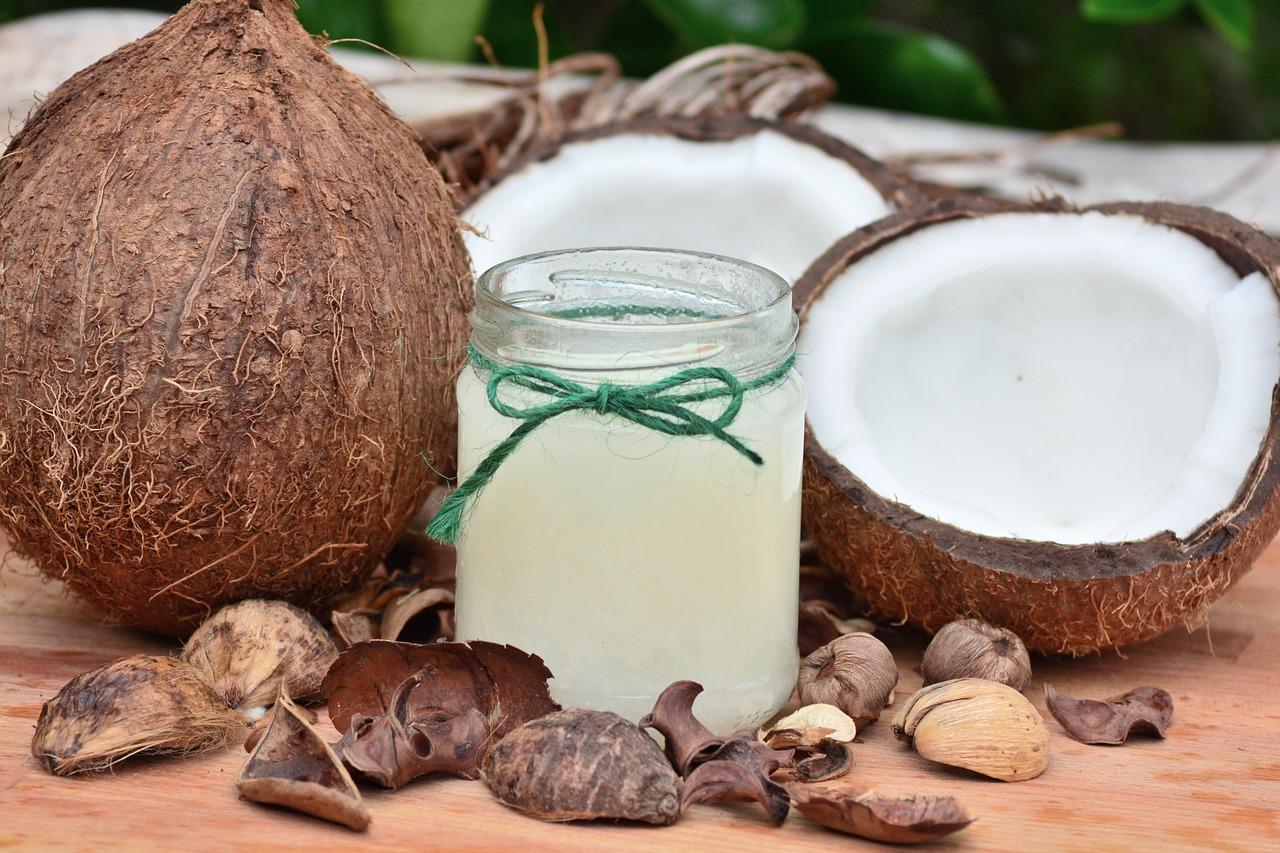 Revue sur les vertus de l'huile de noix de coco