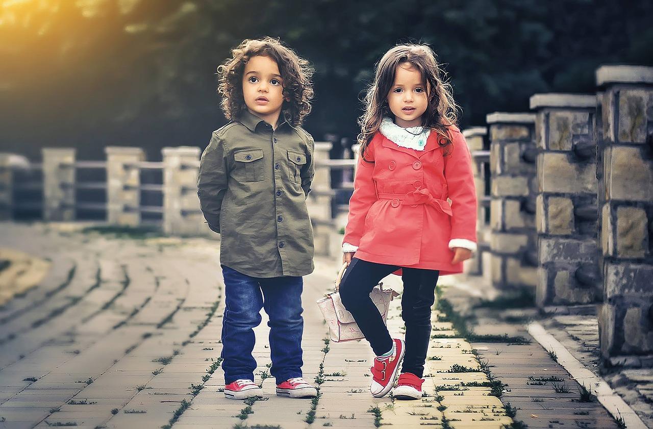 La mode et les tendances chez les touts-petits