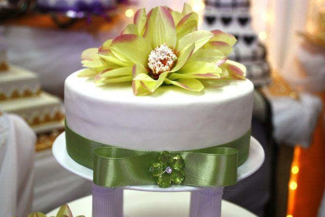 Gâteau à ruban