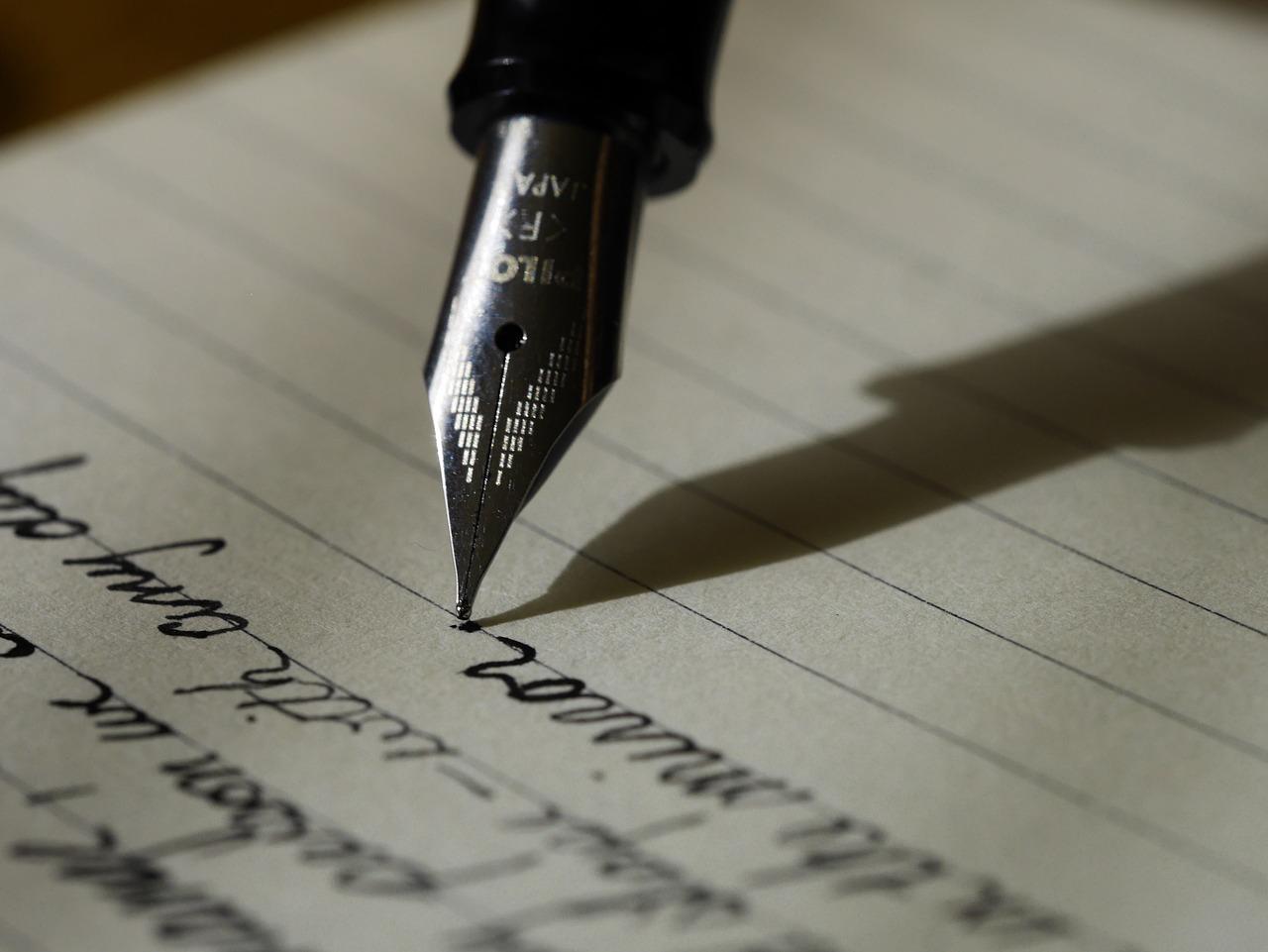 Ecriture d'un article pour son portfolio journalistique