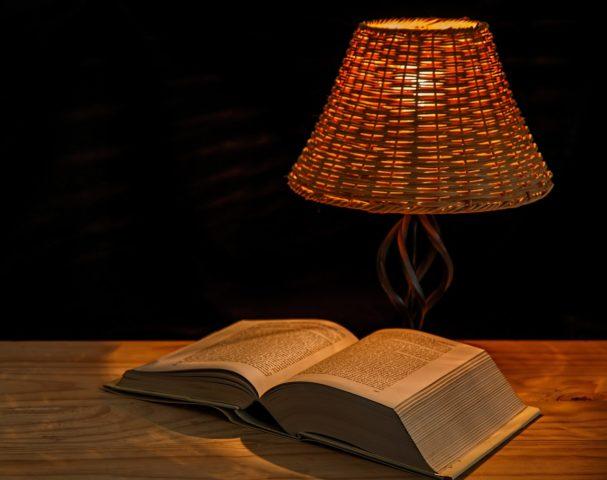 Une lampe au bon endroit