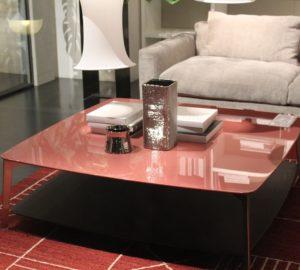 Table basse moderne pour le salon