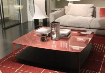 Table basse moderne pour le salon