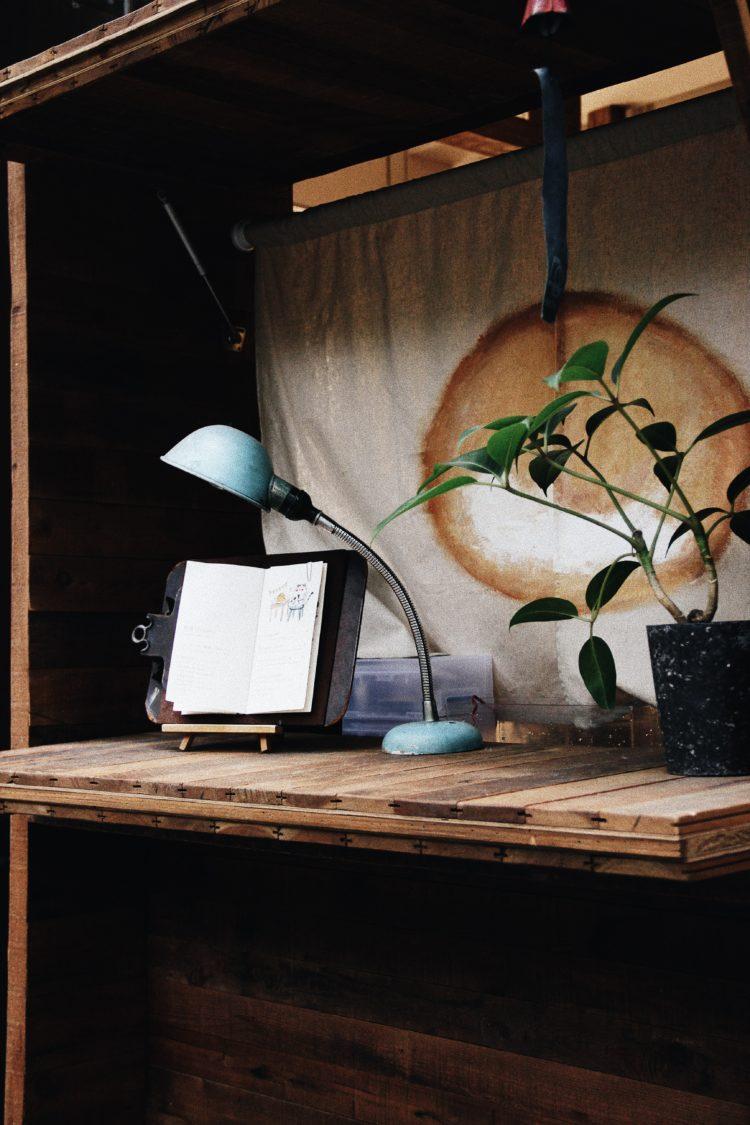 Choix des lampes dans le séjour