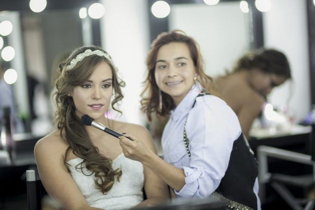 Maquilleuse de mariage