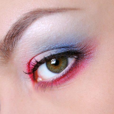Maquillage néon