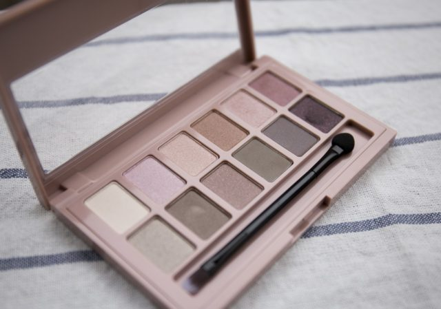 palette de maquillage Maybelline New york