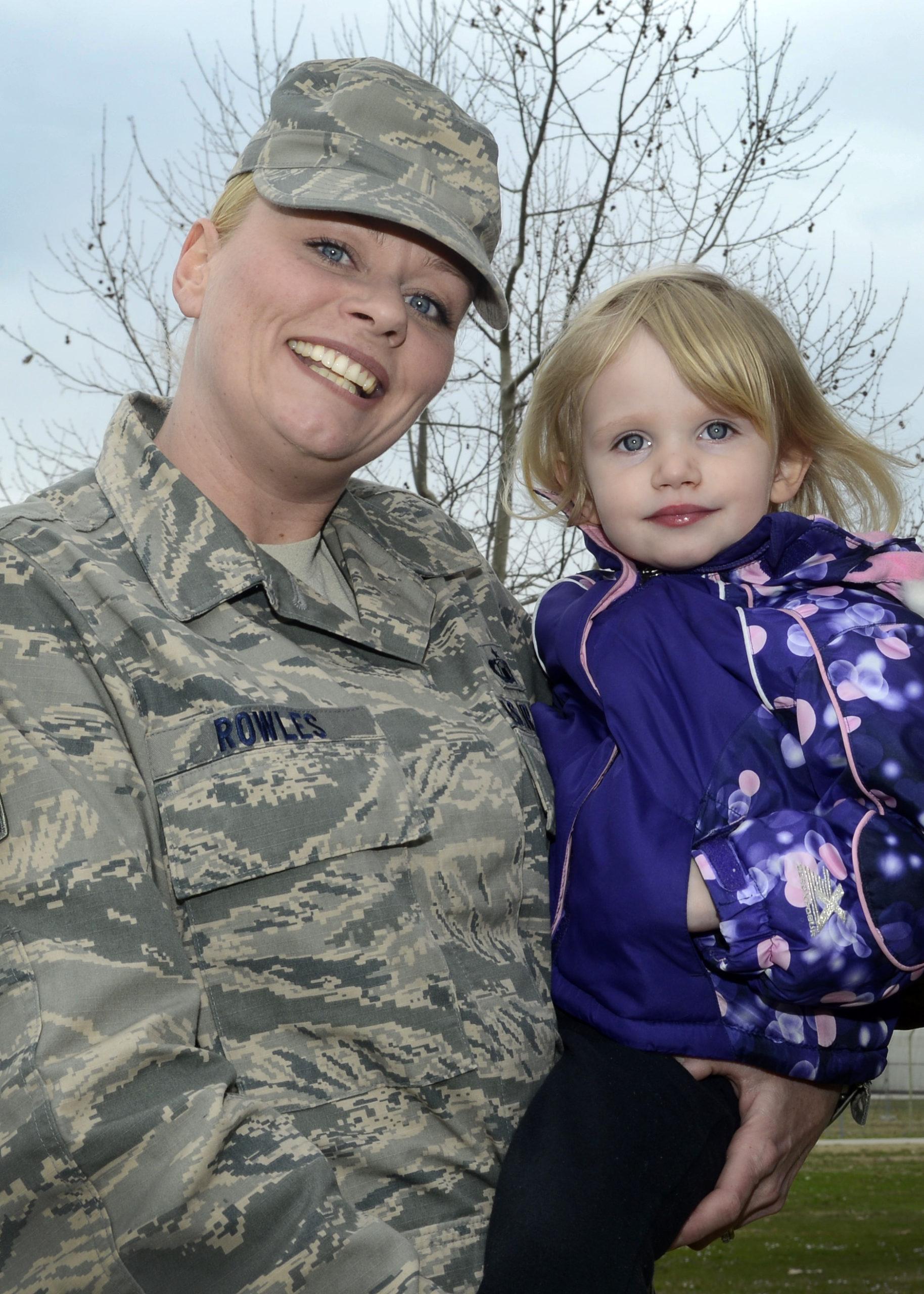 Maman militaire, mère militaire