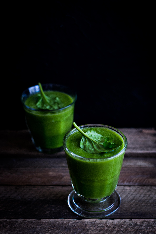 Smoothie de légumes