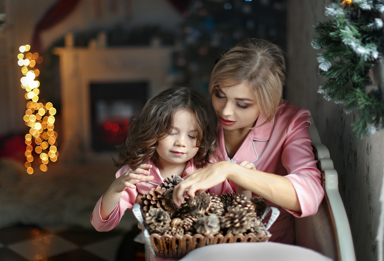 4 idées de loisirs créatifs pour Noël